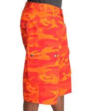 Pelle Pelle - Camo Cargo Shorts