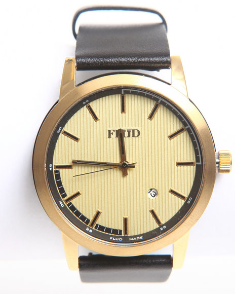 Flud Watches Onyx Watch White