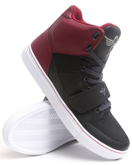 Creative Recreation - Men Black Cota Hightop Sneaker