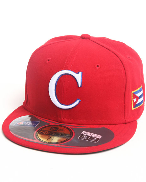 New Era - Cuba World Baseball Classic 5950 Fitted Hat