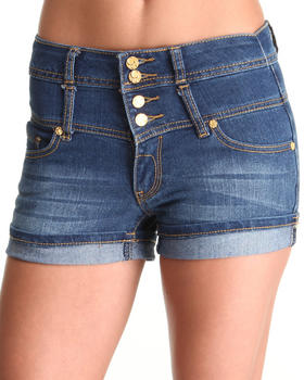 High Waisted Shorts For Kids - The Else