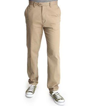 Nautica - Flat Front Twill Pants