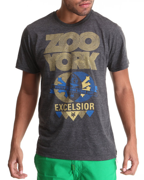 Zoo York Charcoal Olympiad Tee