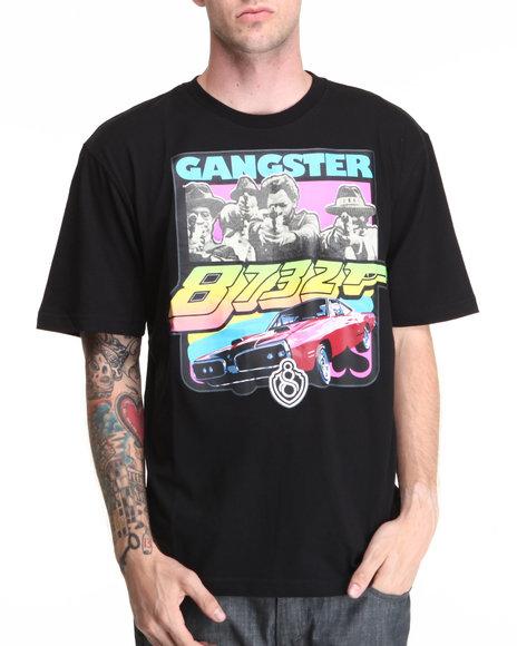 Black Gangster T-Shirt