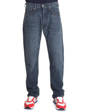 Levi's - 569 Loose Straight Fit Indie Blue Jeans