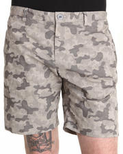 DJP OUTLET - Camo Jacquard Madrid Short
