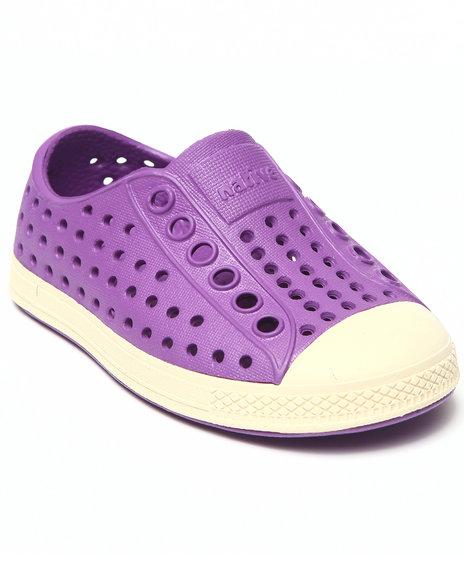 Native Girls Purple Jefferson Shoe (Infant & Toddler)