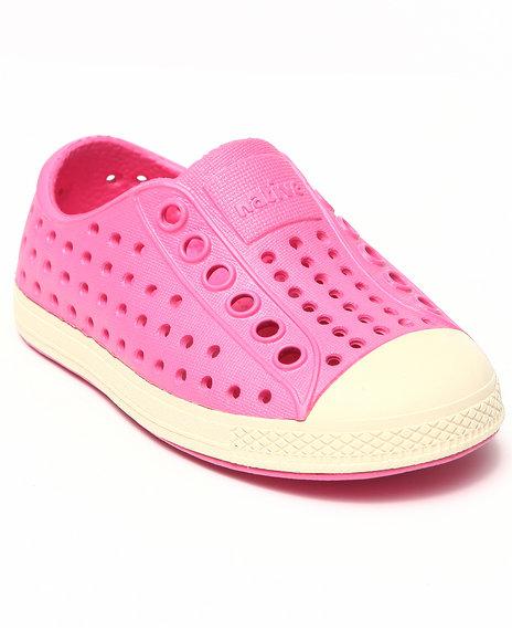 Native Girls Pink Jefferson Shoe (Infant & Toddler)