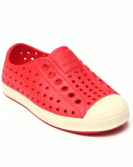 Native Boys Red Jefferson Shoe (Infant & Toddler)