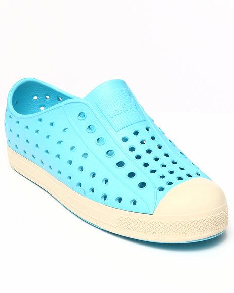 Native Boys Light Blue Jefferson Shoe (Youth)