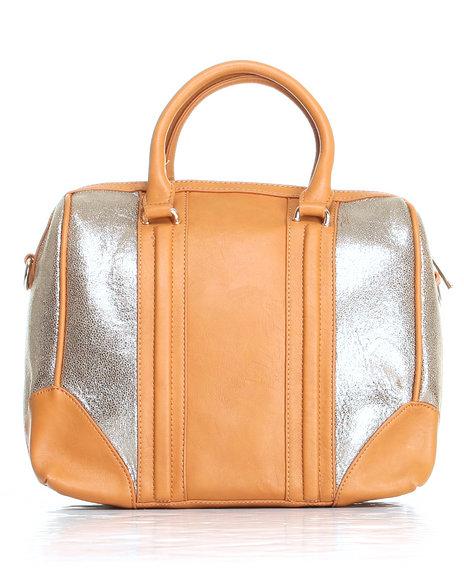 Fashion Lab Jen Handbag Tan