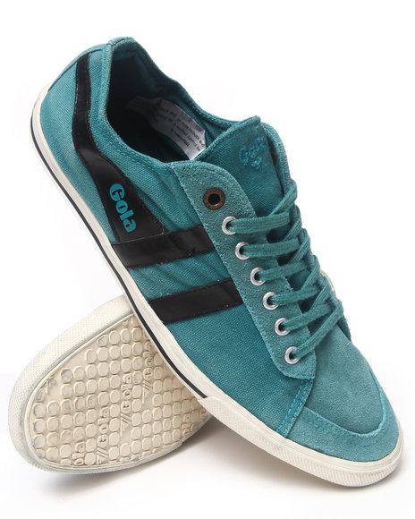 Gola Footwear - Men Green Quota Sneakers