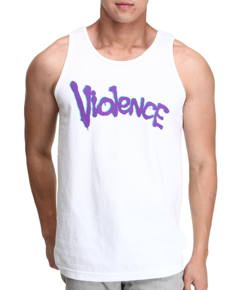 SSUR White Violence Tank