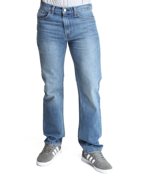 Levi's Medium Wash 505 Regular Fit Glorious Blues Jeans