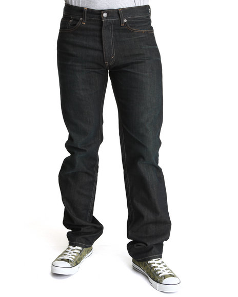 Levi's - 505 Regular Fit Fume Jeans