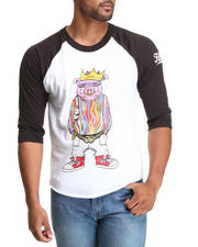 Men - Big Pig Raglan