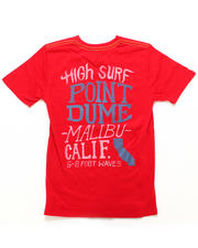 Sizes 8-20 - Big Kids - HIGH SURF TEE (8-20)