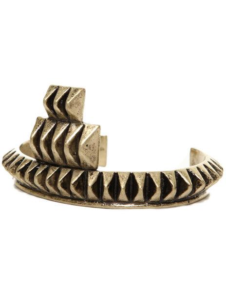 DRJ Accessories Shoppe - Pyramid Stack Bracelet