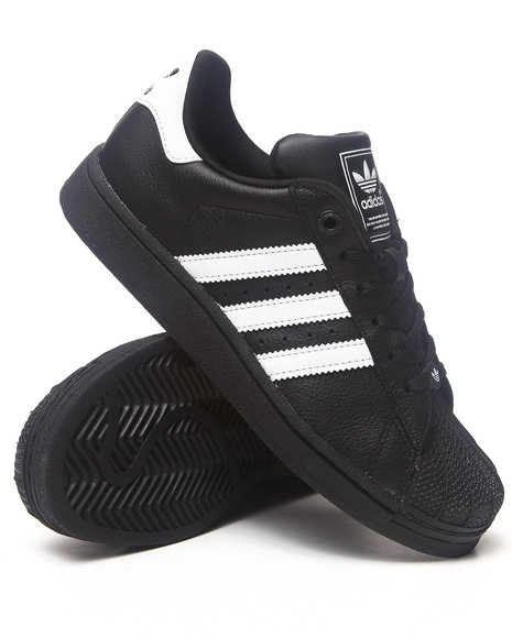 Adidas - Boys Black,White Superstar 2 J Sneakers