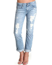 Women - Joey Militia Slim Distressed Jeans