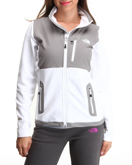 The North Face - Women Grey Rdt Momentum Jacket