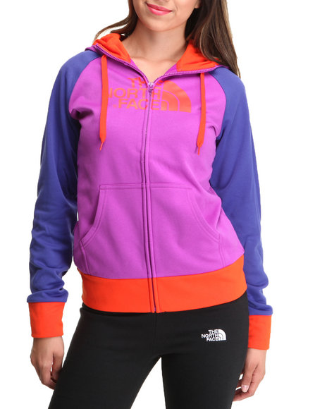 The North Face Purple Peak Dome Pullover Hoodie