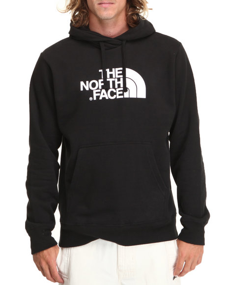 Mens Black North Face Hoodie