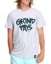 Men - Grind Pays T-Shirt