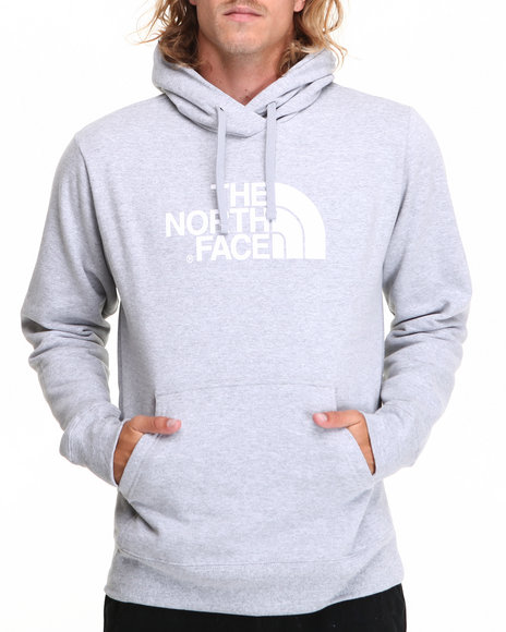 The North Face Grey Half Dome Hoodie
