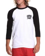 Men - Logo Raglan Shirt