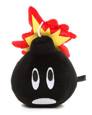 Accessories - Adam Bomb Plush Toy