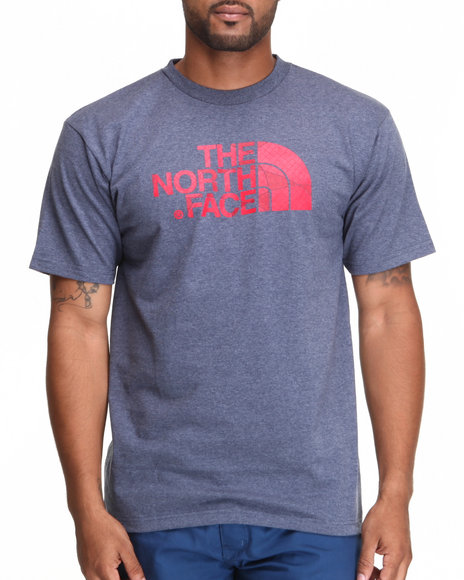 The North Face Blue Dekadome S/S Tee