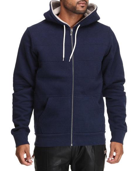 The North Face Blue Wadkins Full Zip Hoodie