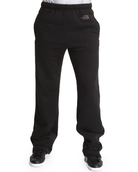 The North Face Black Logo Pants