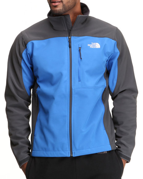The North Face - Men Blue Apex Bionic Jacket