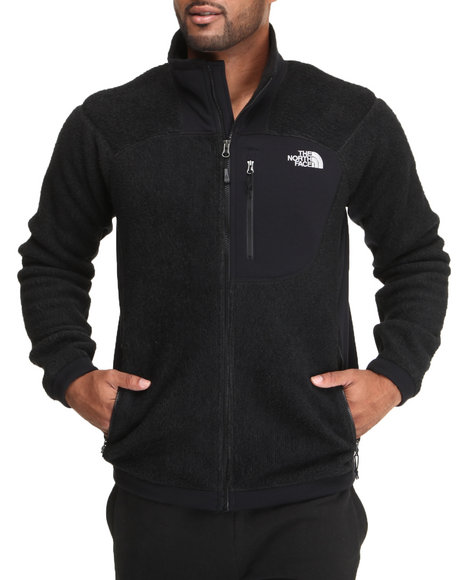 The North Face - Men Black Grizzly Jacket
