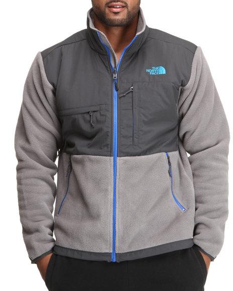 The North Face Grey Denali Jacket