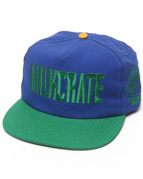 DRJ Music Merch - Milkcrate Custom Headwear