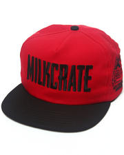 Accessories - Milkcrate Custom Headwear