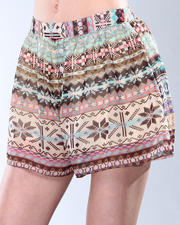 DJP OUTLET - Print Shorts