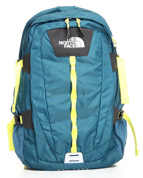 The North Face Hot Shot Backpack Lime Green