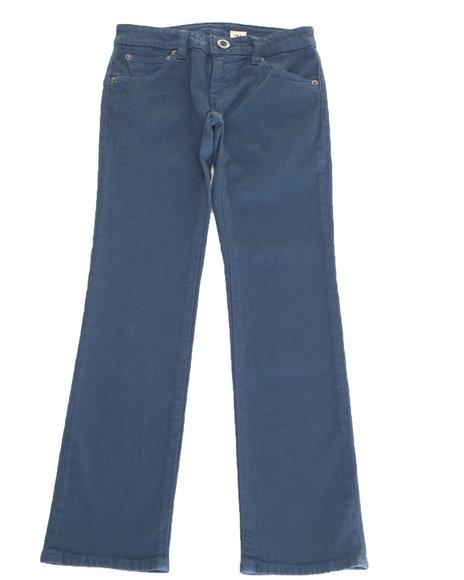 Volcom Boys Blue Riser Jeans (8-20)