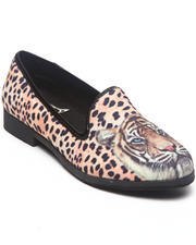 Footwear - Low Cheetah Flat