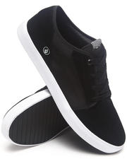 The Skate Shop - Grimm Black Canvas Sneakers