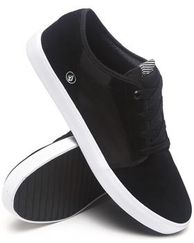 Volcom - Grimm Black Canvas Sneakers