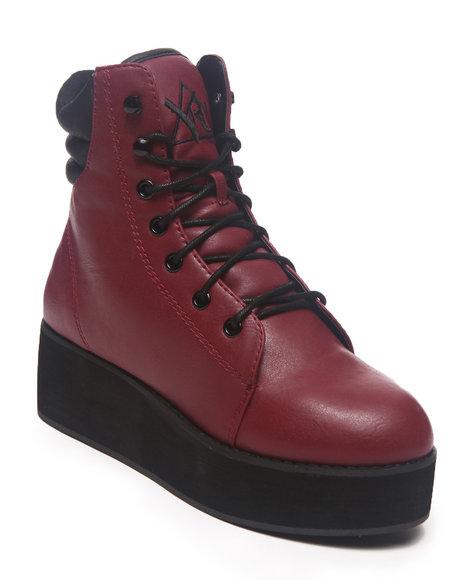 Y.R.U. - Raze Platform Sneaker