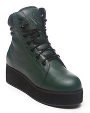 Footwear - Raze Green