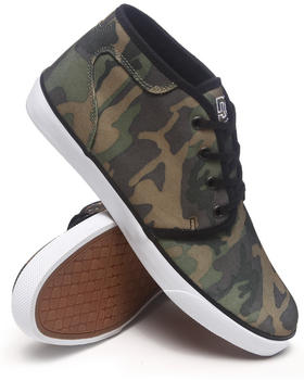 DC Shoes - Studio Mid SP Camo Sneakers