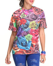 Mr. GUGU & Miss GO - Roses Tee
