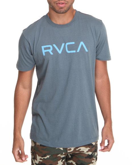 RVCA Grey Big Rvca Tee